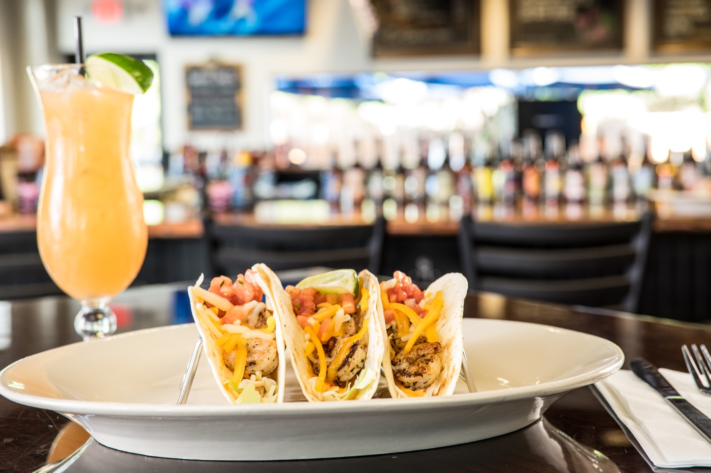 TD's Tailgate Grill Shrimp Tacos 5